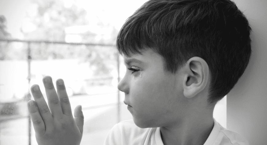 Cómo enfrentan los niños la pérdida de un ser querido